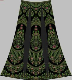 Embroidery Neck Designs, Embroidery Works, Embroidery Patterns, Textile Patterns, Textiles, Katan Saree, Lahenga, Lehenga Designs, Work Blouse