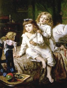 William Hippon Gadsby - Christmas Morning | Flickr - Photo Sharing!