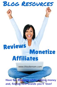 Blog Resources : Tips to monetize your blog