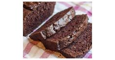 Recipe Chocolate Zucchini Bread (Gluten Free) by The Naked Baker, learn to make this recipe easily in your kitchen machine and discover other Thermomix recipes in Baking - sweet.