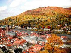 Heidelberg, Germany - i want to work here one day :-)
