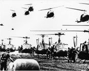 The Vietnam Center and Archive: Exhibits - Vietnam: The Helicopter War