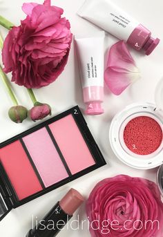 Blog: A Flush Of Blush For Spring