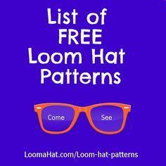 Wonderful Absolutely Free circular loom knitting Tips Loom A Hat Round Loom Knitting, Loom Knitting Stitches, Spool Knitting, Knifty Knitter, Loom Knitting Projects, Knitting Ideas, Knitting Tutorials, Free Knitting, Knitting Machine