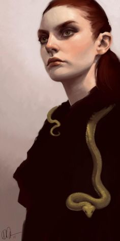 The Snake by Kelly Perry