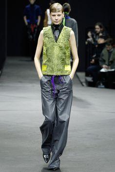 Alexander Wang Fall 2014 RTW - Runway Photos - Fashion Week - Runway, Fashion Shows and Collections - Vogue