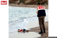 L'image d'un enfant kurde noyé, échoué sur une plage turque, a fait le tour du web. Il est mort dans le naufrage de l'embarcation qui devait le conduire vers l'île de Kos.