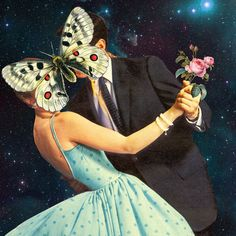 Butterflies, Part 2 via Eugenia Loli Collage. Click on the image to see more!