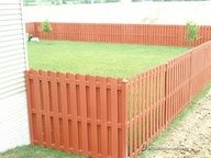 pallet fence... fence on the cheap