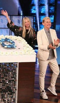 Ellen Degeneres And Portia, Portia De Rossi, Style, Swag, Outfits
