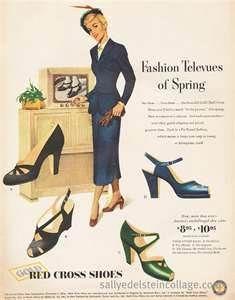 1940's shoes