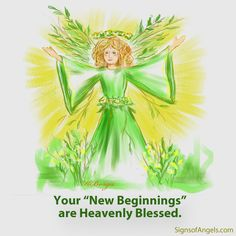 Your Angels completely support your new venture.  They are working with you to make it happen!