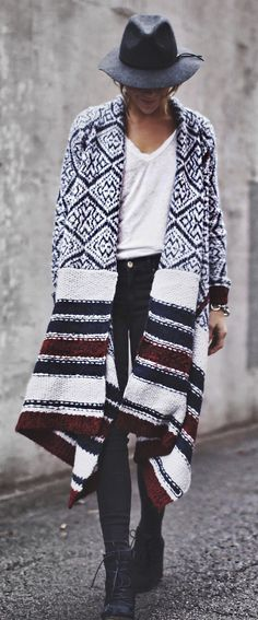 Blanket cardigan Discover and shop the latest women fashion, celebrity, street style you love on www.zkkoo.com
