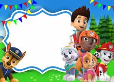 Paw Patrol Skye Invitation Template For Your Daughters Birthday Party Invitations Free