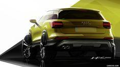 2017 Audi Q2 Wallpaper