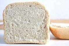 Pan en panificadora con prefermento