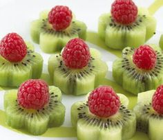 Kiwi raspberries Not Enough Thyme catering 636 235 6094 https://m.facebook.com/caterernet