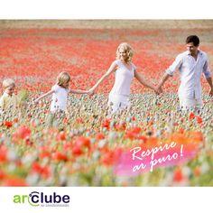 A primavera está aí, aproveite um tempo mais propício e vá passear ao ar livre!