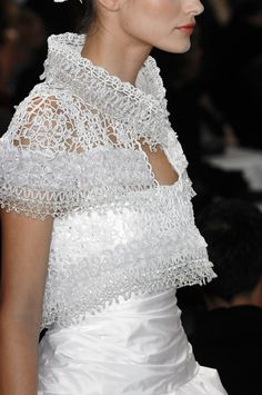 Chanel Couture Spring 2009