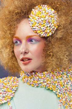 Les Soeurs Rouge the Hague fashion candy