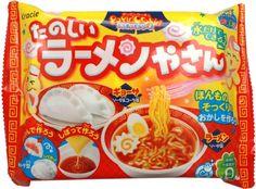 Kracie Popin' Cookin' Ramen Shop $2.50 http://thingsfromjapan.net/kracie-popin-cookin-ramen-shop/ #Japanese diy snack #Japanese snack #popin cookin
