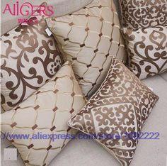 Barato Retro de Luxo sofá cusions Travesseiro decoração de casa travesseiro almofada decorativa 60x60 seda, de luxo travesseiro para o sofá, travesseiro bordado, Compro Qualidade Almofada diretamente de fornecedores da China: Retro de Luxo sofá cusions Travesseiro decoração de casa travesseiro almofada decorativa 60x60 seda, de luxo travesseiro para o sofá, travesseiro bordado