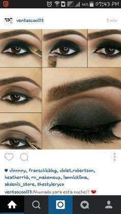 aa81f86d419 69 Amazing Make-Up images | Beauty makeup, Gorgeous makeup, Hair beauty