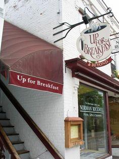 Up For Breakfast - Manchester, VT MY favorite breakfast on EARTH