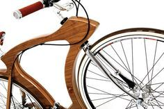Wooden bikes from Flat Frame Systems... - Cycling Weekly