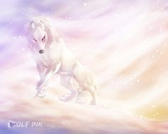 White Wolf from Balto
