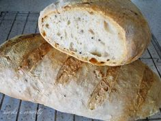 How To Make Bread, Bread Making, Bakery, Food And Drink, Cooking, Breads, Pizza, Bread Rolls, Bakery Shops