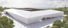 Galería - Rojas Böttner + Gajardo + Soto, primer lugar en concurso de ideas para nuevo estadio de Osorno en Chile - 1