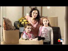 Homecenter Sodimac presenta: Familias Modernas