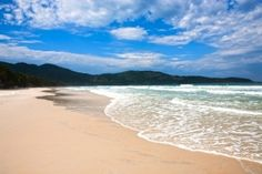 7. - Lopes Mendes Beach,  Ilha Grande island, Brasil