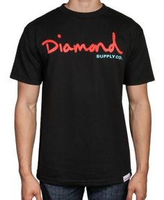 Diamond Supply Co. - OG Script T-Shirt - $30