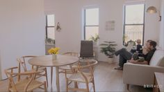 Tiny Spaces: A Minimalist + Family-Functional Brooklyn Apartment