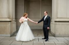 dc wedding portraits and first look rain plan from NMWA DC Wedding by Lisa Boggs Photography