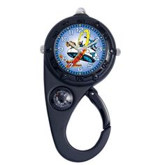 Marvel Comics Kids' MA0305-D524 Marvel Fantastic 4 Adventure Black Clip Watch Marvel Comics. $12.88