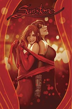 Sunstone Volume 5 - Sunstone Volume 5 by Stjepan Sejic This is how we fix what is broken, this is how w...  #FantasyGraphicNovels #StjepanSejic