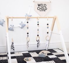 wooden baby gym scandi inspired Monochrome Wood Baby Gym Toy Play Gym PlayGym Timber Wooden BabyGym Baby Centre by styledbynaomi on Etsy https://www.etsy.com/uk/listing/471100512/monochrome-wood-baby-gym-toy-play-gym
