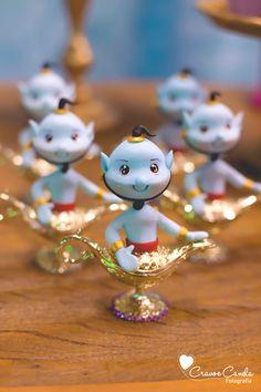 Genie favors from a Princess Jasmine Birthday Party via Kara's Party Ideas KarasPartyIdeas.com (63)