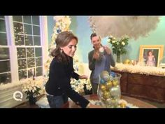 See Lisa Robertson's Three Christmas Trees, And Learn About Self-Absorbed QVC Hosts