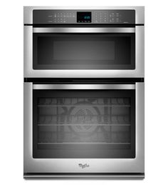 Whirlpool Gold® 5.0 cu. ft. Combination Microwave Wall Oven with Convection Cooking - Model  WOC95EC0AS