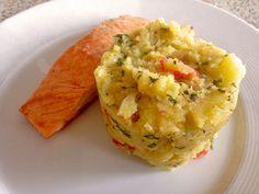 Mediterrane  Stampfkartoffeln, ein gutes Rezept aus der Kategorie Kartoffeln. Bewertungen: 67. Durchschnitt: Ø 4,5.