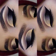 25 best eyeshadow color makeup ideas for brown eyes 13 Dramatic Eye Makeup, Makeup Eye Looks, Beautiful Eye Makeup, Dramatic Eyes, Eye Makeup Tips, Smokey Eye Makeup, Cute Makeup, Skin Makeup, Makeup Ideas