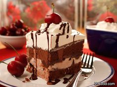 Our Favorite Black Forest Cake Recipes #Dessert