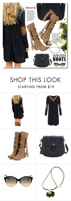 """""""Winter boots"""" by svijetlana ❤ liked on Polyvore featuring Emilio Pucci, Marni, women's clothing, women's fashion, women, female, woman, misses, juniors and polyvoreeditorial"""