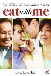 """The award-winning Eat With Me, is a charming comedy-drama about a mother and her gay son who heal, connect and grow together as the son's Chinese restaurant faces foreclosure. As gay chef Elliot (Teddy Chen Culver) tries to find new love with handsome blue-eyed Brit Ian (Aidan Bristow), perhaps his newly-separated mother (Sharon Omi) will find her way towards acceptance of her son as well.   The film also features a terrific turn from Nicole Sullivan (TV's """"Family Guy"""") as Elliot's…"""