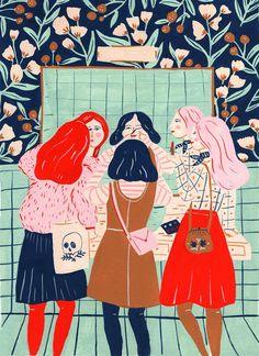 #josefinaSchargorodsky #Ilustración