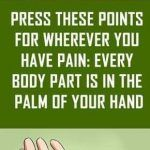 Push These Points on Your Palm to Relieve Any Pain